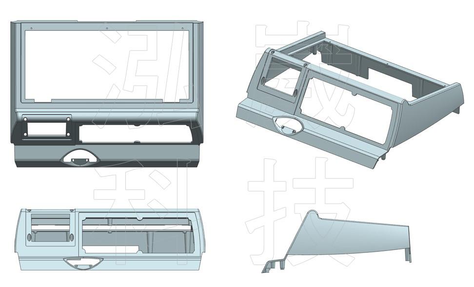 圖1.框體外型