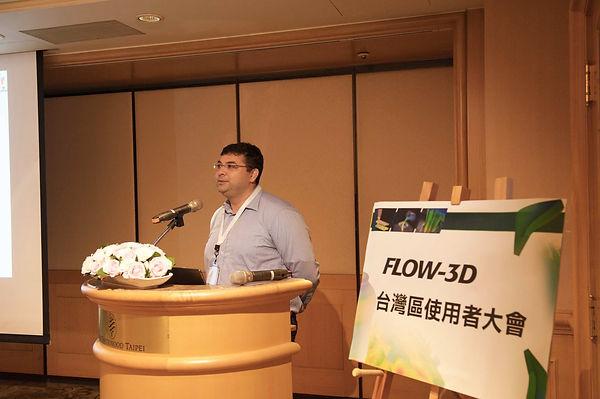FLOW SCIENCE JAPAN總裁 丸灣先鋒