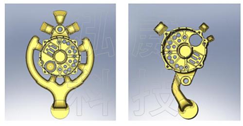 (左)原始設計、(右)修正設計