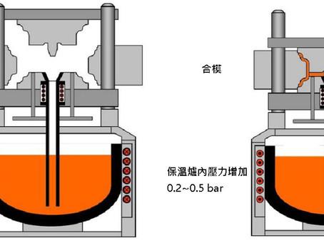 低壓鑄造製程參數
