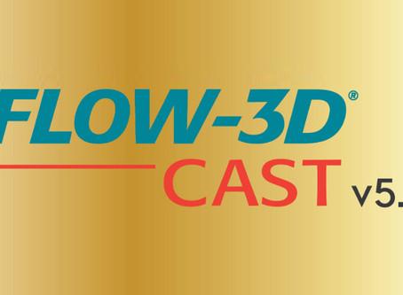 【技術電子報】FLOW-3D CAST v5.1新功能介紹
