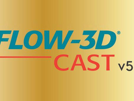 【新版資訊】FLOW-3D CAST v5.1新功能介紹