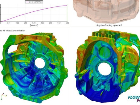【技術電子報】高壓鑄造系列:變速箱外殼-內澆口設計