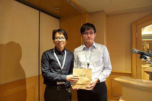 成功大學水利系 陳彥龍先生
