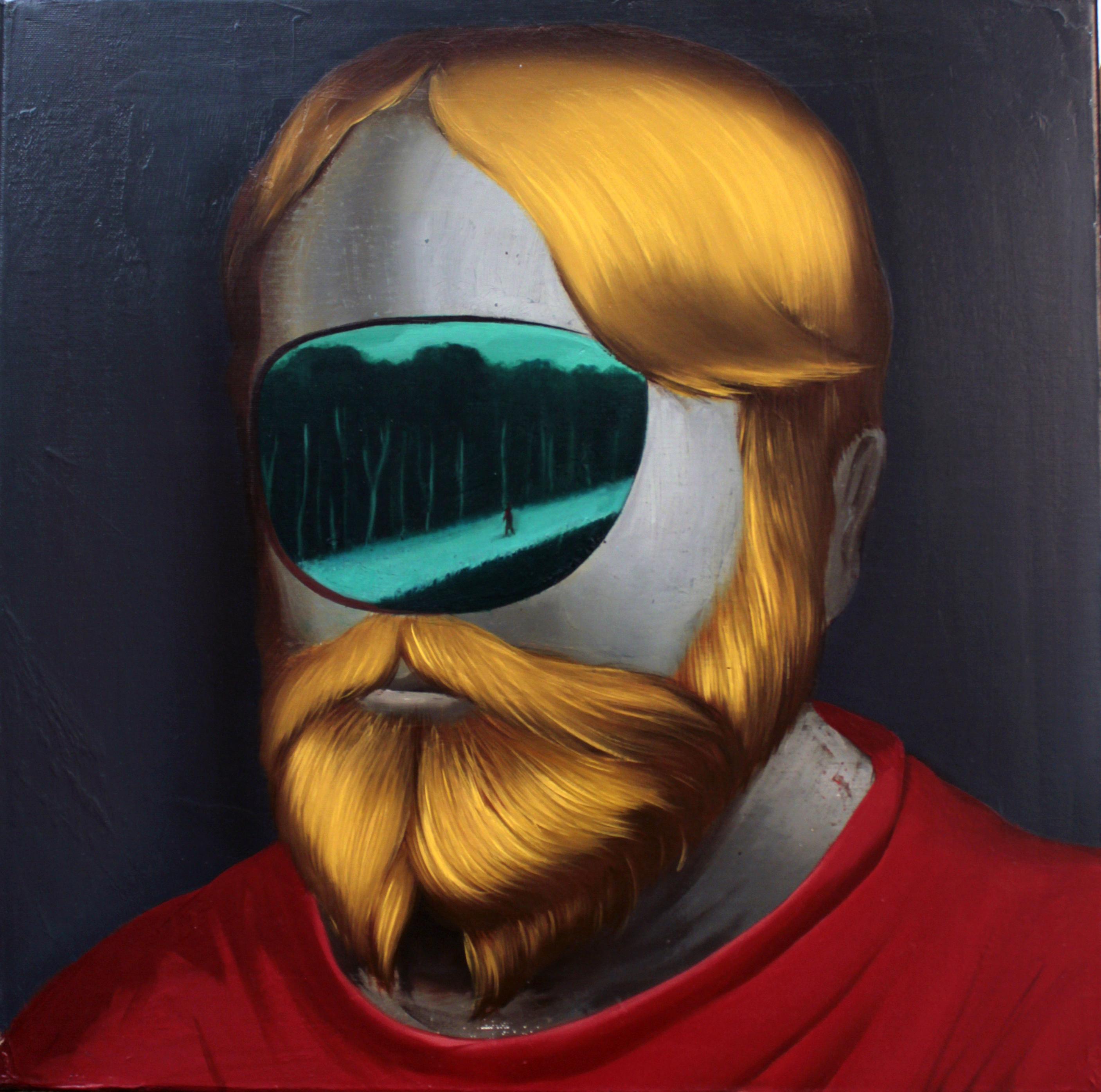 Inside John's head
