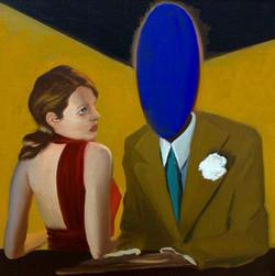 Man in Blue