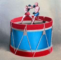 Drum fight