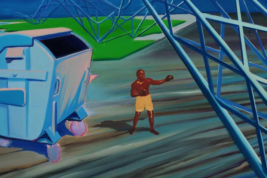 Suburban Boxer