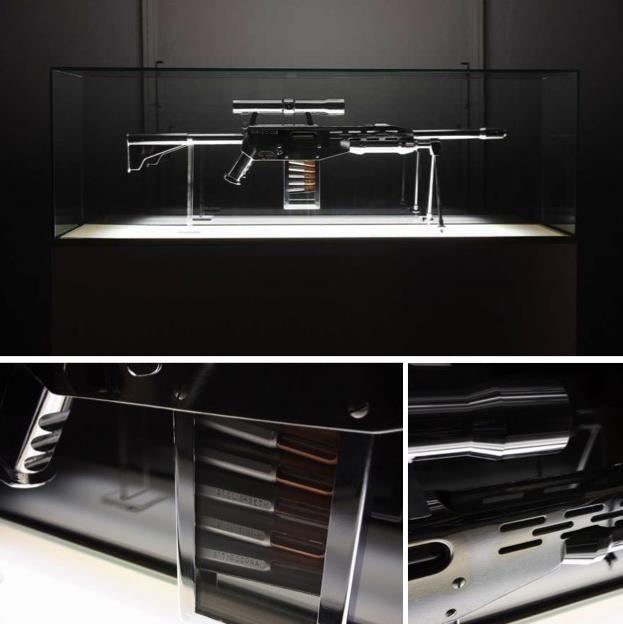 Reliquary Gun