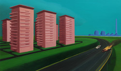 Urban Landscapes