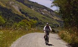 Biking and Geocaching