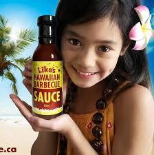 Likos Hawaiian BBQ Sauce