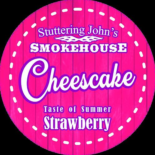 Feels Like Summer Strawberry Cheesecake Jar