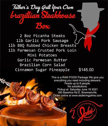 Brazilian Steakhouse Box