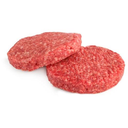 Fresh Made Hamburger Patties