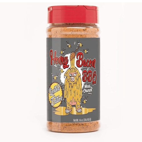 Honey Bacon BBQ Rub
