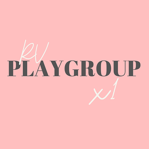 RV Playgroup x1