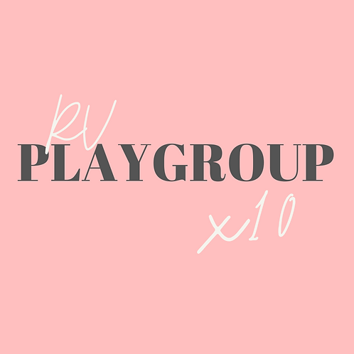 RV Playgroup x10