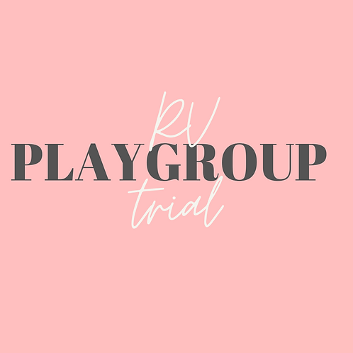 RV Playgroup Trial