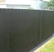 Acoustifence noise reducing material