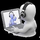 Ligação online