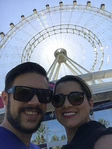 The Coca Cola Orlando Eye