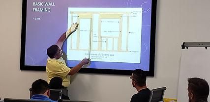 homebuilding staff training