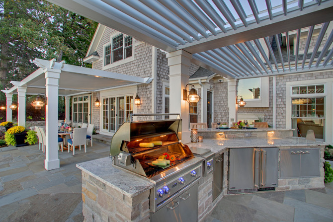 The Smart Pergola - The Hottest Trend In Outdoor Living