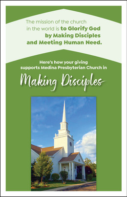 MPC Disciple-making Brochure