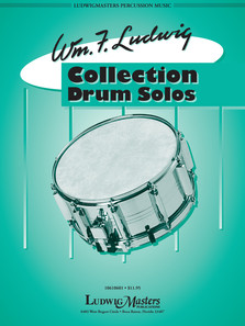 William F. Ludwig Collection Drum Solos