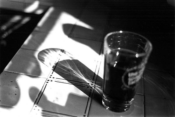 Juice Glass Shadow