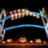 GateKeeper at Cedar Point During HalloWe