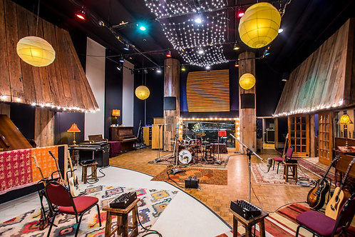 In Studio First Listen