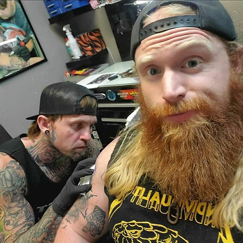 Tattoo with the Band