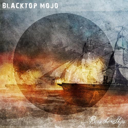 Burn The Ships CD
