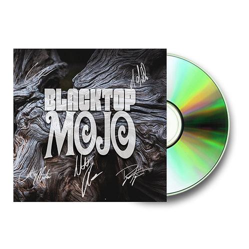 Blacktop Mojo Signed CD