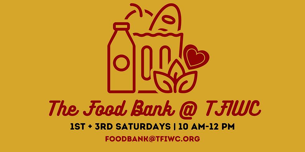 TFIWC Food Distribution
