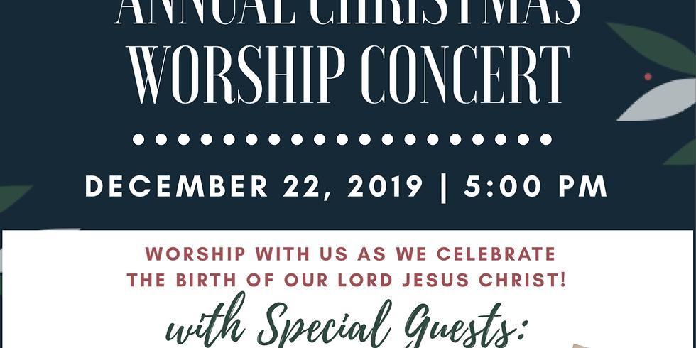 Annual Christmas Worship Concert