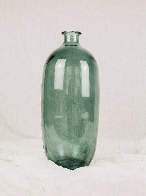Vase   grün   groß