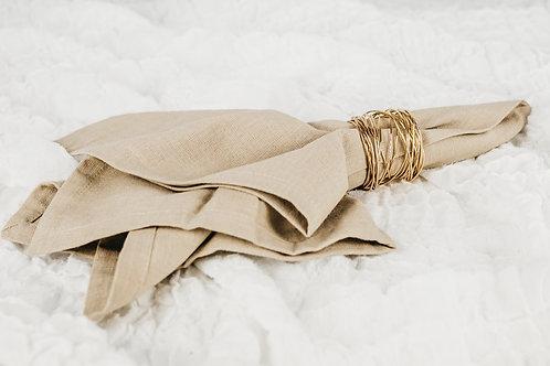 Serviettenringe |gold