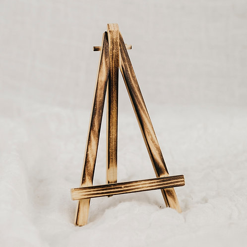 Staffelei klein | Holz
