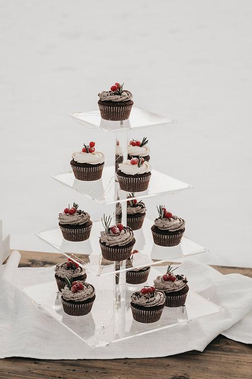 Cupcake Ständer I beleuchtet