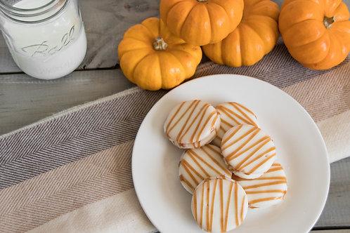 Pumpkin Caramel Delight