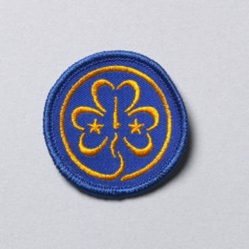 WAGGGS badge