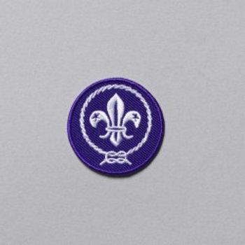 WOSM badge