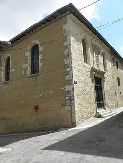 Chapelle des Carmélites à Lectoure