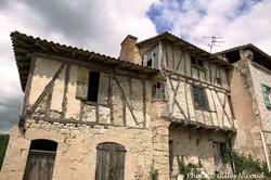 Mauroux-maison à colombages-2