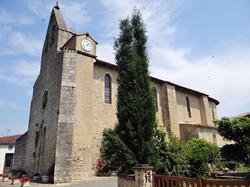 Eglise Saint-Saturnin à Mansonville