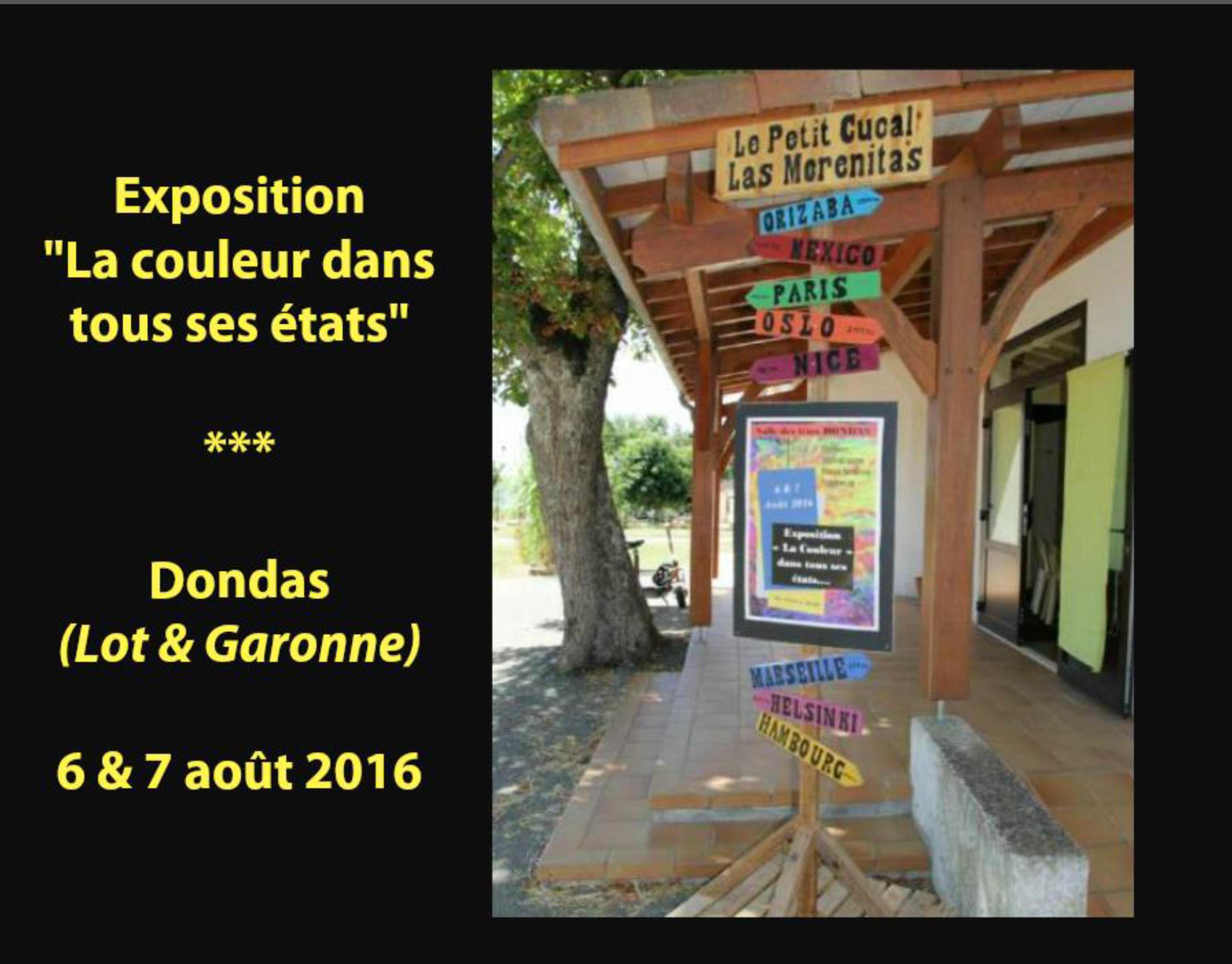 expo Dondas-page couverture