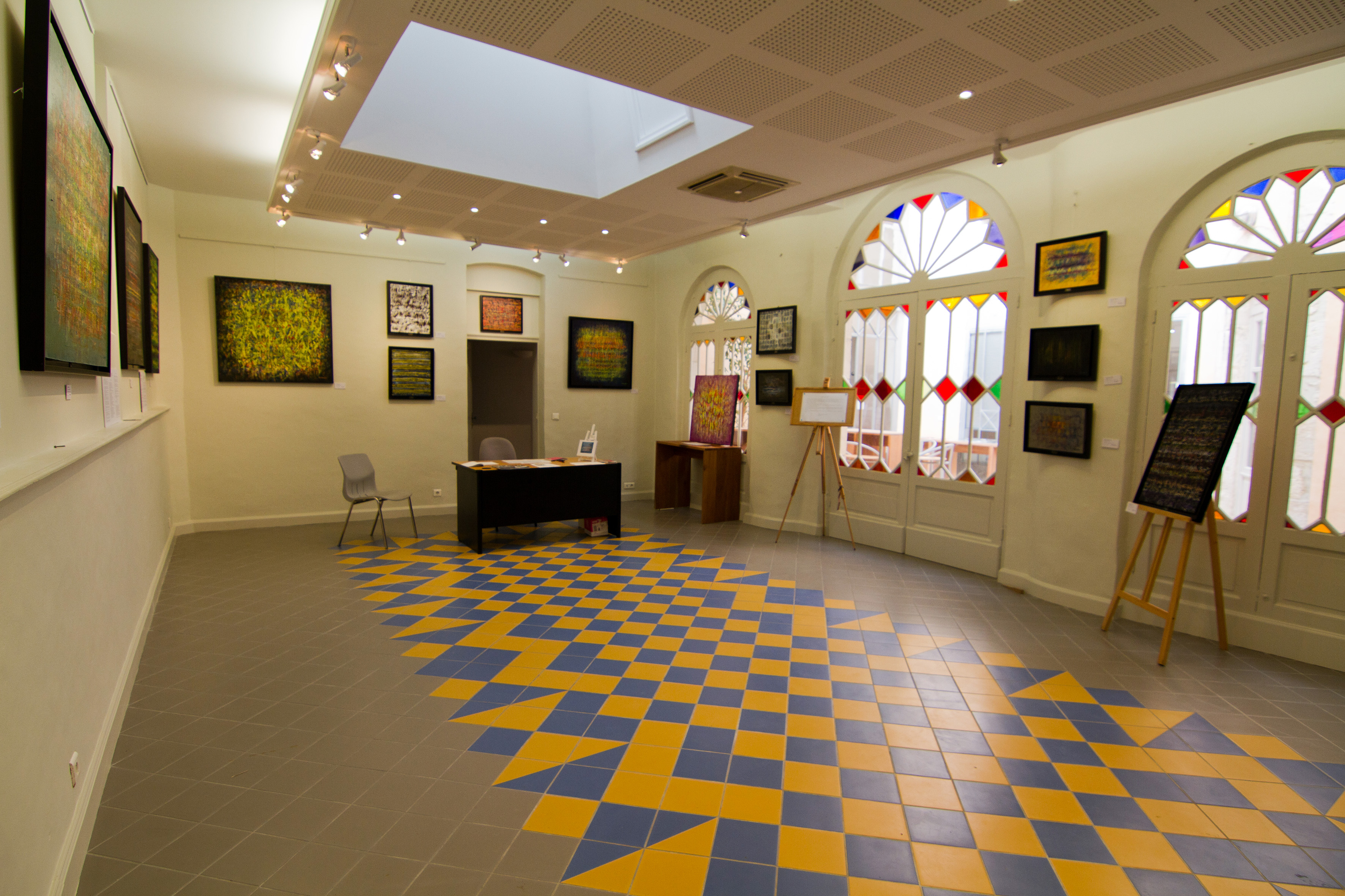 Galerie d'Art l'Arcade Saint-Clar_Jean-Claude Bertrand-5907-170707